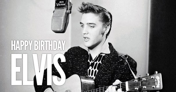 Elvis Day By Day: January 08 - Happy Birthday Proclamation ...