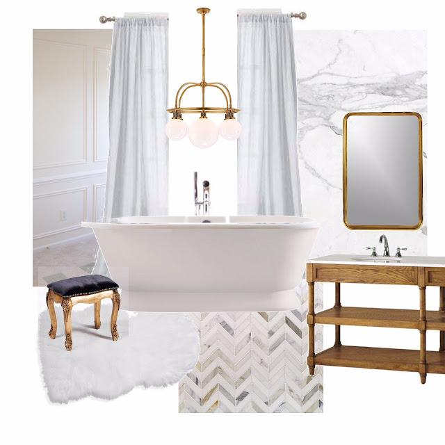 Master Bathroom Renovation Plans