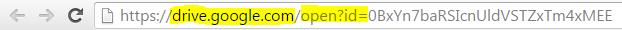 طريقة الحصول على باك لينك من Google Drive مجانا
