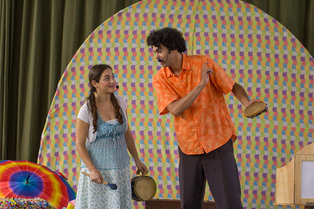 Teatro e Produção Cultural em Franca SP