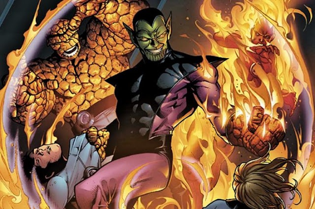 Asal-Usul dan Kekuatan Super Skrull dalam Komik Marvel