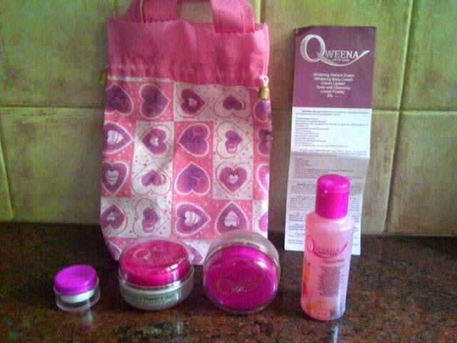 Cream QWEENA Normal skin care