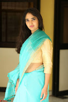 Radhika Mehrotra in Green Saree ~  Exclujsive Celebrities Galleries 038.JPG