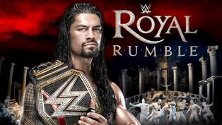 عرض رويل رامبل(Royal Rumble) مترجم 2016