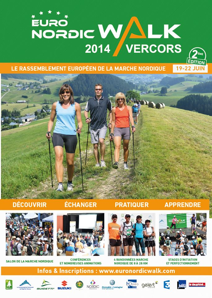 Marche nordique france nordic walking france evenements - Marche nordique salon ...