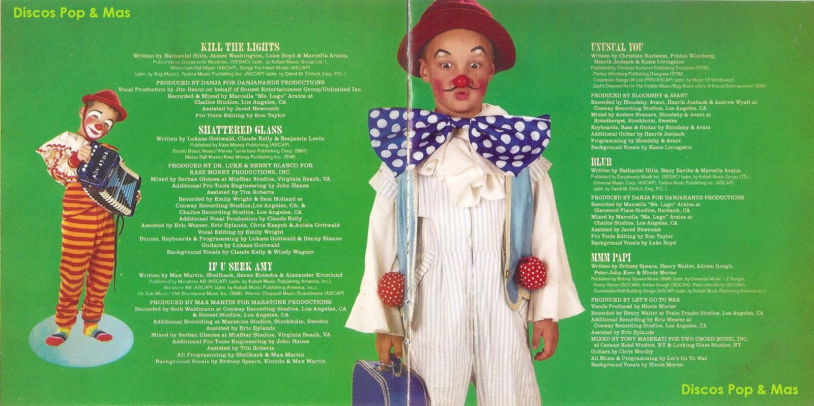 Discos Pop Mas Britney Spears Circus Deluxe EditionBritney Spears Circus Deluxe Edition