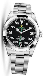 Montre Rolex Air-King référence 116900