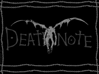 Font Anime Death Note