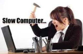 komputer motherboard komputer lambat