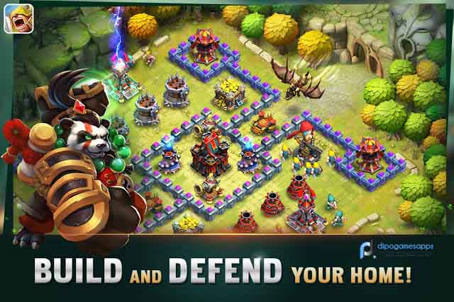 Clash of Lords 2: Guild Brawl APK Images