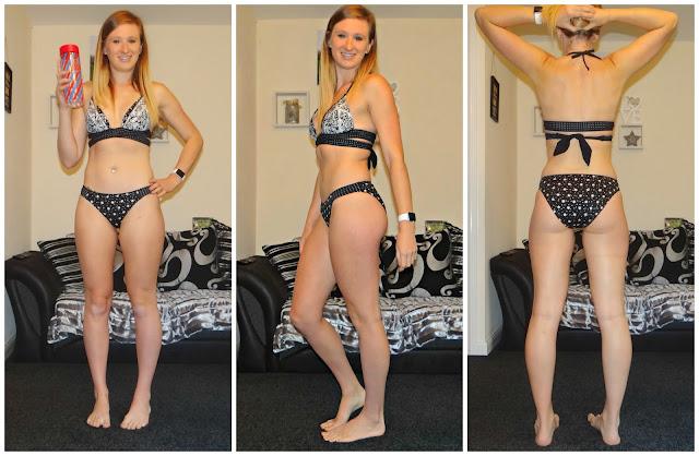 UK Swimwear Gottex Star Fame Triangle Bikini