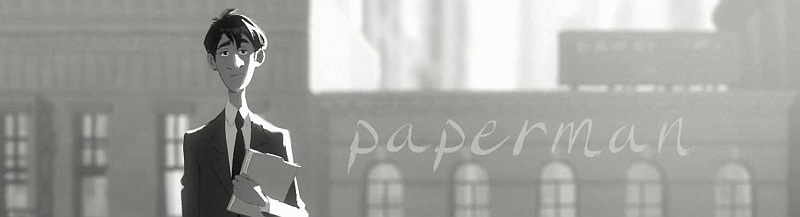 Disneys Animationsfilm Paperman in voller Kürze ( 6 Minuter | Animationsfilm )