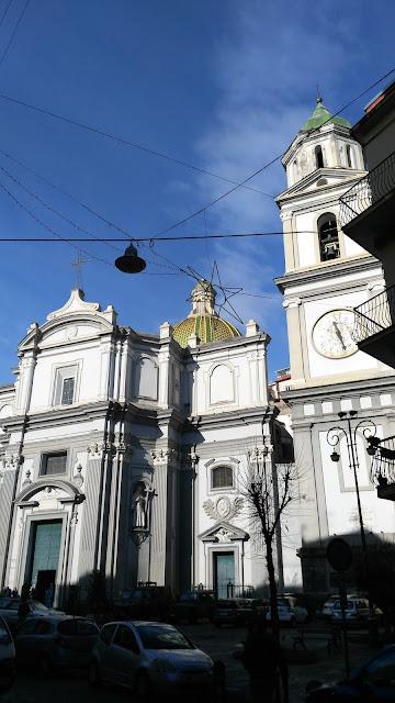 Basilica di Santa Maria alla Sanità-Rione Sanità-Napoli