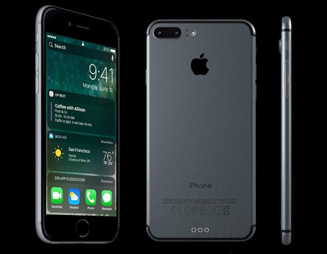 سعر ايفون 7 و سعر ايفون 7 بلس