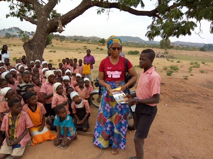 KIR Foundation Book donation and visit to the Adopted Schools in Northern Nigeria