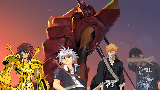 Cinco Animes Cancelados Noobz