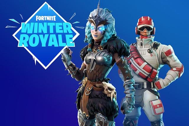 Turnamen Winter Royale Fortnite Berhadiah 1.4 Milyar Rupiah Digelar Untuk Semua Pemain