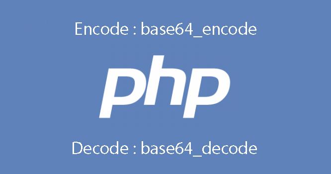 Pengertian Base64 dan Cara Membuat Base64 dengan PHP