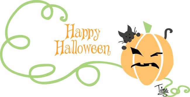 buon Halloween a voi!