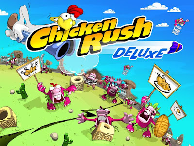 Chicken Rush Deluxe cover