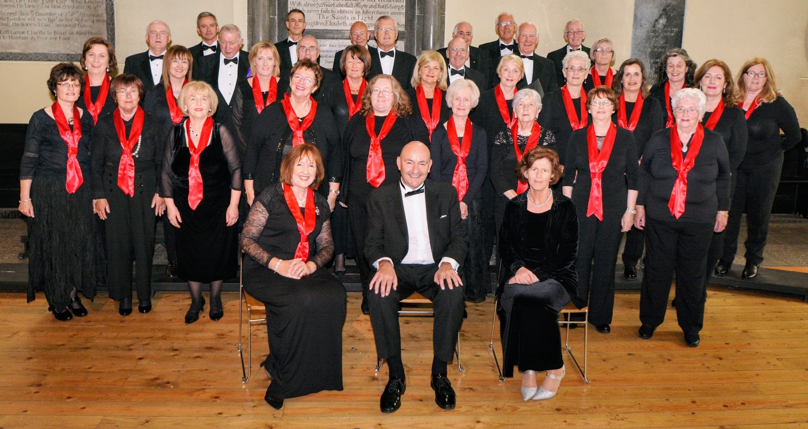 adult community choir in Galway city