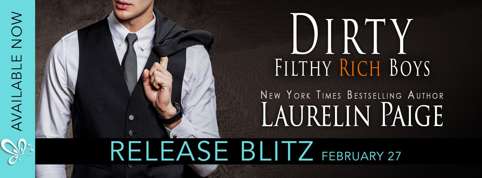 Dirty Filthy Rich Boys release Blitz