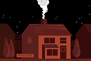 L'abitazione più Babbana che c'è: Privet Drive Numero 4