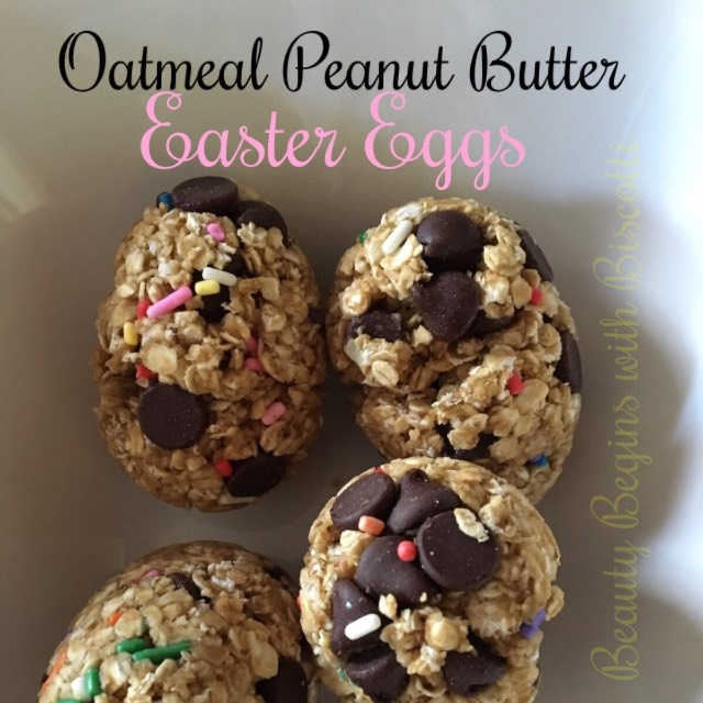 Beauty Begins with Biscotti: Gluten free Easter Eggs