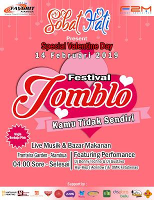 Festival Jomblo by Sobat Hati