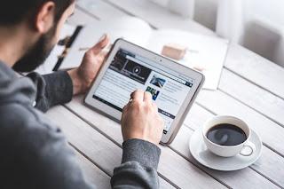 5 Cara Agar Pengunjung Betah Membaca Artikel Blog