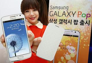 Spesifikasi Dan Harga Samsung Galaxy Pop SHV E220