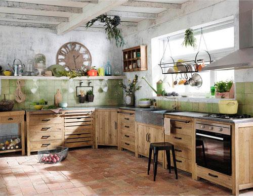 Patigubieda alerta tendencia lo ltimo en mobiliario de - Maison du monde cocina ...