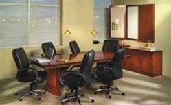 Rectangular Sorrento Conference Table