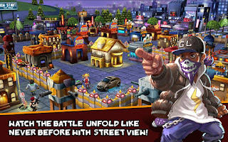 Download Clash of Gangs v1.4.1 Apk