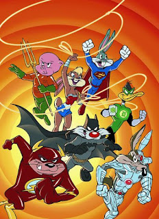 The Justice League of Looney Tunes