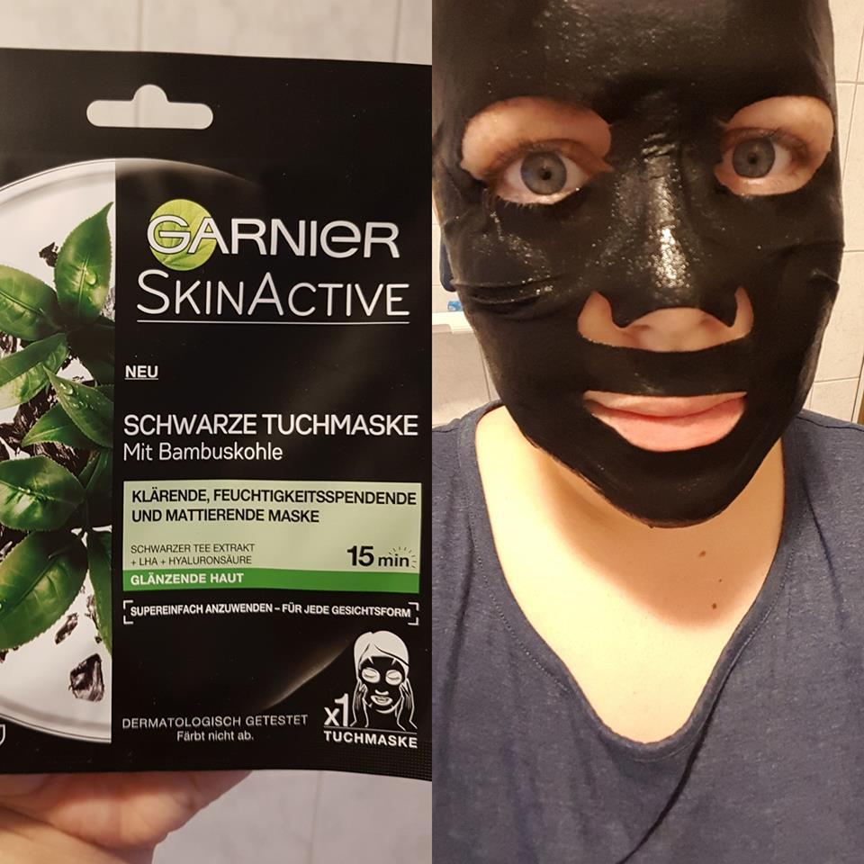 Garnier schwarze maske erfahrungen