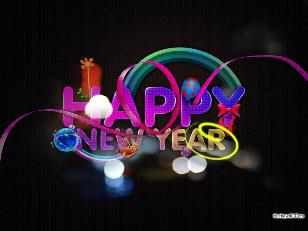 New Year 2012 High Resolution Wallpapers Free Download Happy New Year