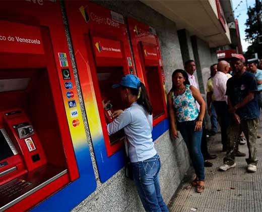 Cajeros automáticos podrían dispensar nuevos billetes en dos semanas