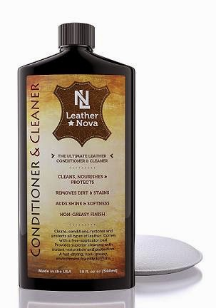 Leather Nova Cleaner & Conditioner All in 1