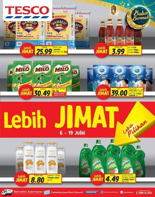 Tesco Malaysia Discount Offer Promo