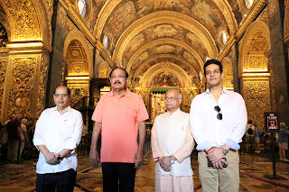 The Vice President of India, Shri M. Venkaiah Naidu has said that the ambitious, transformative vision that is making India one of the most favourite investment destinations in the word NEWS IN HINDI