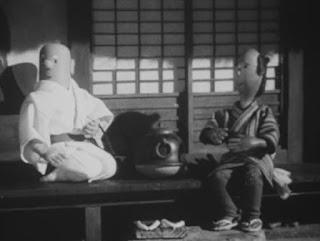 تقرير فيلم إبريق الشاي بونبوكو | Bunbuku Chagama (1958)