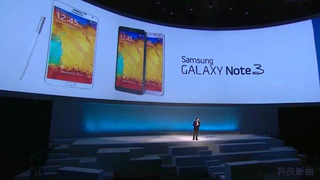 詳盡報導 SAMSUNG Galaxy Note 3、Note 10.1、 Galaxy Gear 發表會內容 Galaxy+Note+3+-01