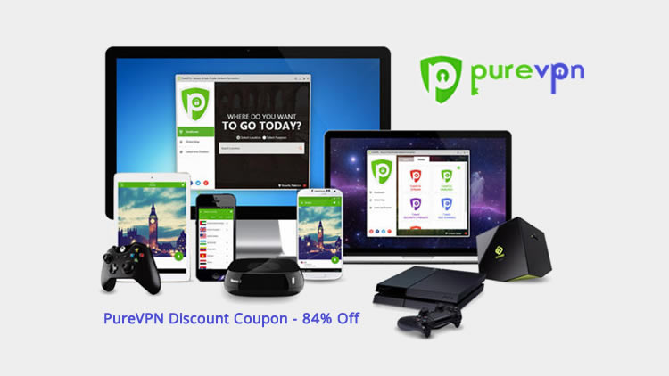 PureVPN Discount Coupon Code