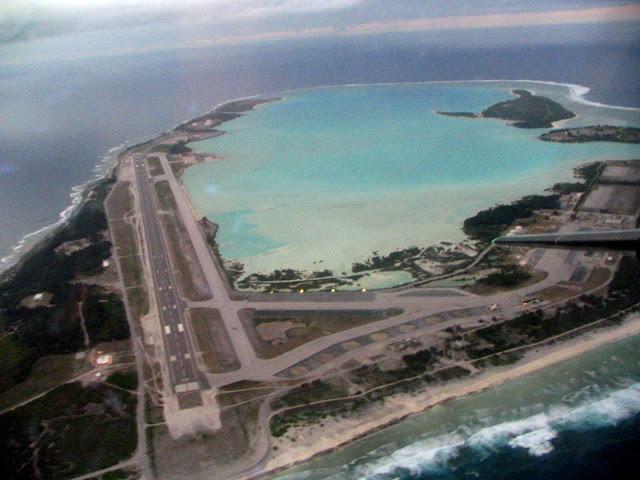 Ilhas Wake, Departamento de Defesa dos Estados Unidos