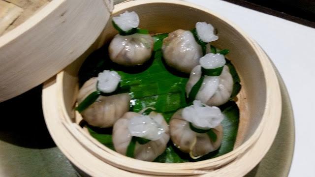 Mixed Mushroom Dumplings