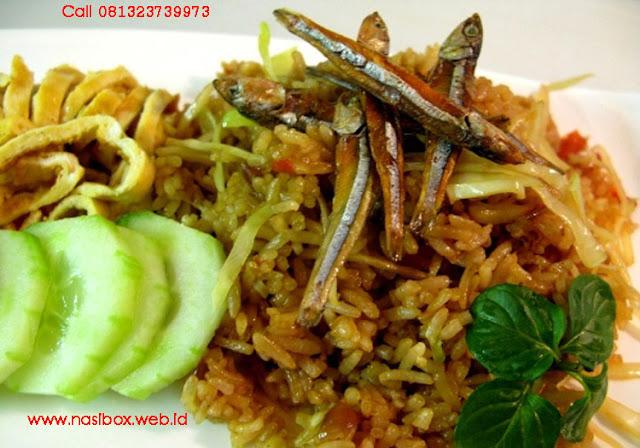 Resep nasi goreng teri nasi box kawah putih ciwidey