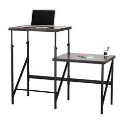 Safco Elevate Bi-Level Desk