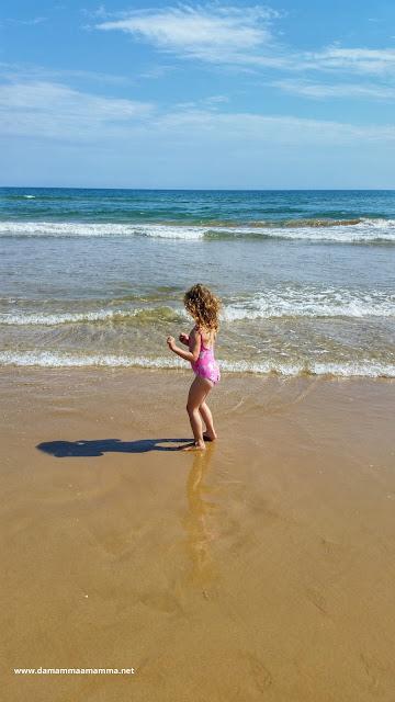 Vacanze in Sicilia: Sampieri mare