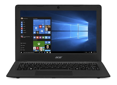 Acer One Cloudbook 2016, vista frontal
